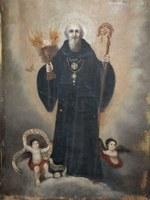 Saint Benoit Abbé